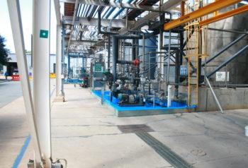Orica Cyanide Facility Gladstone