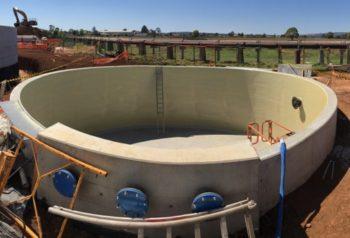Kingaroy Waste Water Treatment Facility